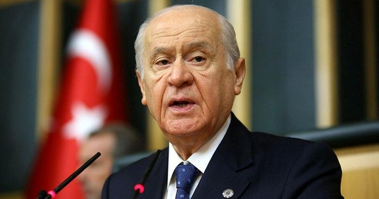 Devlet Bahçeli'den darbe açıklaması: Suç üstü yakalanmıştır