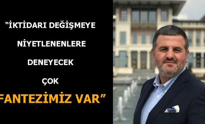 Ölüm tehditleri savuran AKP'li Karaosmaoğlu: Mangayı donatacak silahım var!