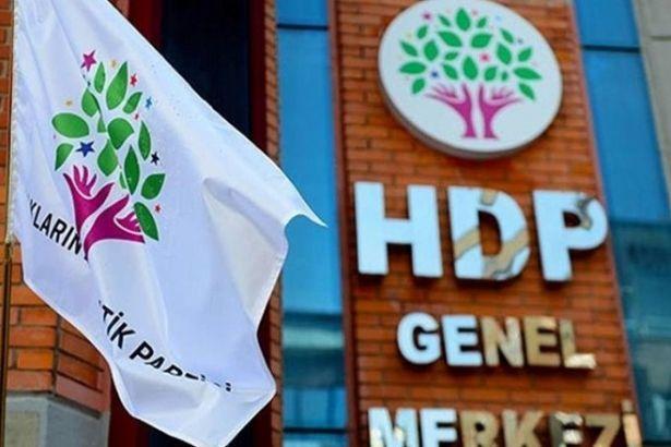 HDP'den Gökhan Özbek ve Kemal Özkiraz'a sert tepki
