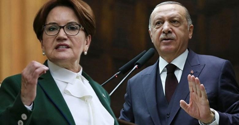 """Erdoğan'ın """"Ay'a gidiyoruz"""" sözleri Meral Akşener'i güldürdü! """"Müşteri garantisi olacak mı?"""""""