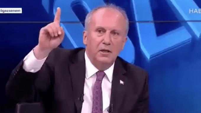 CHP'de ilk Muharrem İnce istifası Belediye Başkanı..