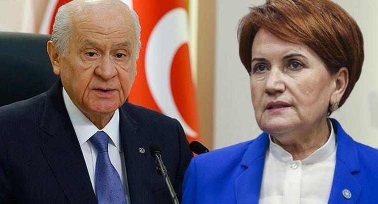 Meral Akşener: Bahçeli'nin HDP çıkışının nedeni…