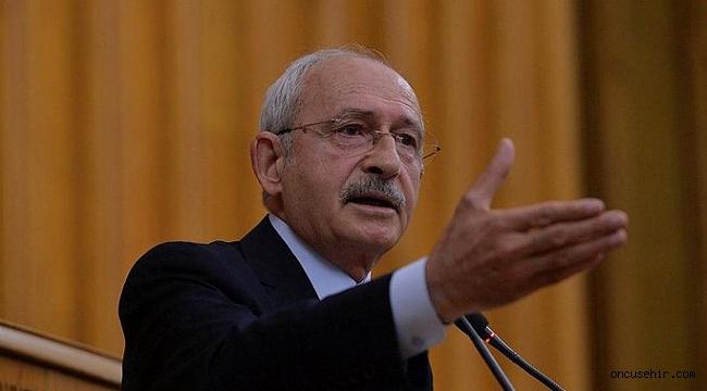Kılıçdaroğlu'ndan Kavala ve Demirtaş açıklaması