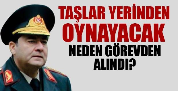 Azerbaycan Genelkurmay Başkanı görevden alındı!
