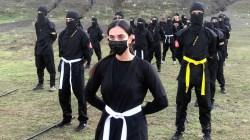 Dünya'ya böyle duyuruldu Kürt Ninjalar geliyor