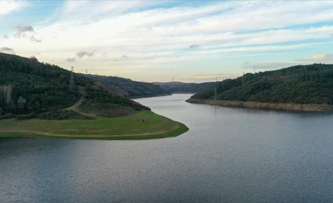 İstanbul'un barajlarındaki doluluk oranı açıklandı