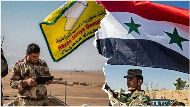 DSG ve Suriye Ordusu arasında kritik anlaşma