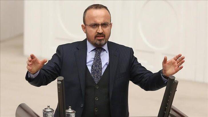 Milli Görüşçüler Bülent Turan'ı fena yakaladı HDP VE CHP…