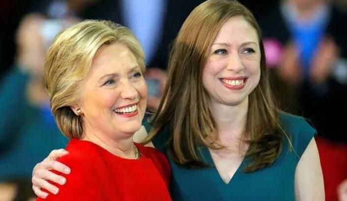 Hillary Clinton ile kızı YPG'li kadınlara dizi yapacam