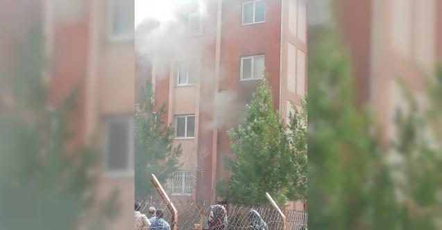 Diyarbakır'da dehşet anları
