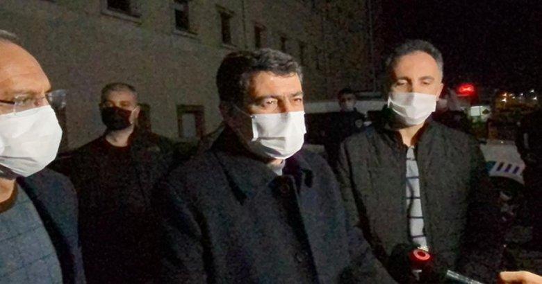 Ankara Valisi Şahin hastaneye kaldırıldı