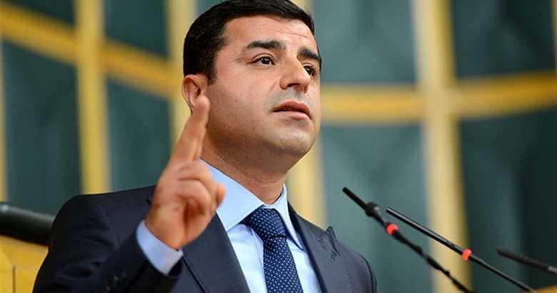 Selahattin Demirtaş: Türkiye asıl şoku tüm gerçekler ortaya çıkınca yaşayacak