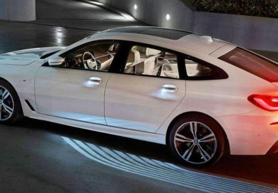 BMW 5 ve BMW 6 Serisi Gran Turismo Yeni Tasarımı ve Teknolojileri ile Hayran Bıraktı