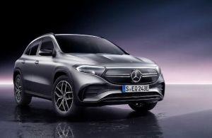 Mercedes Benz SUV EQA Elektrikli Aracını Sundu | Elektrikli Otomobillerde Rekabet Büyüyor