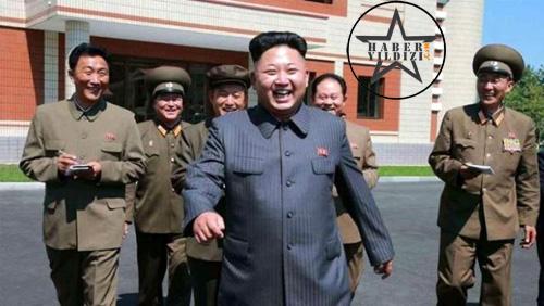 Haftalar sonra ortaya çıkan Kim Jong-un, Güney Kore sınırına ateş açarak ilk hamlesini yaptı
