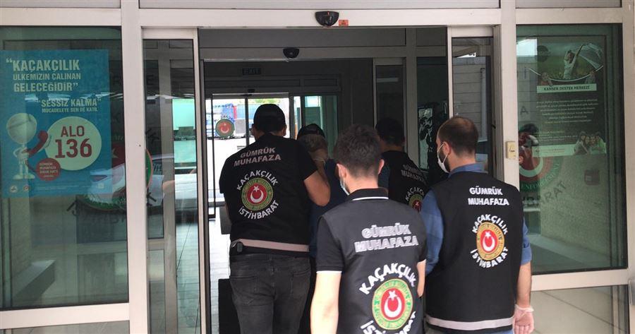 Gümrük Muhafazadan Uyuşturucu Kaçakçılıklarına Uluslararası Operasyon