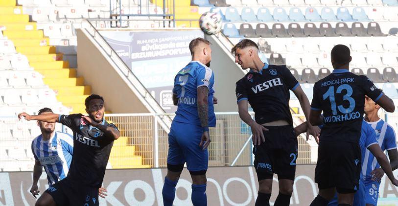 Trabzonspor Gazozunada Oynasa Yenilmemeli