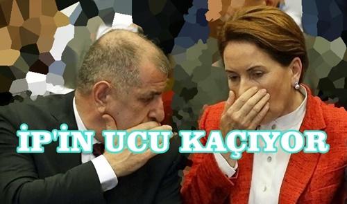 Ümit Özdağ: Meral Akşenerin Talimatıyla  HDP İle Anayasa Görüşmesi Yapıldı