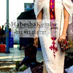 Classy Ketema Ethiopian Traditional Dress-4