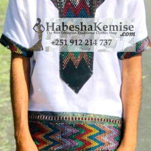 Ethio Love Ethiopian Traditional Dress Mens-21