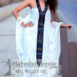 Exotic Yewubdar Ethiopian Traditional Clothes-58