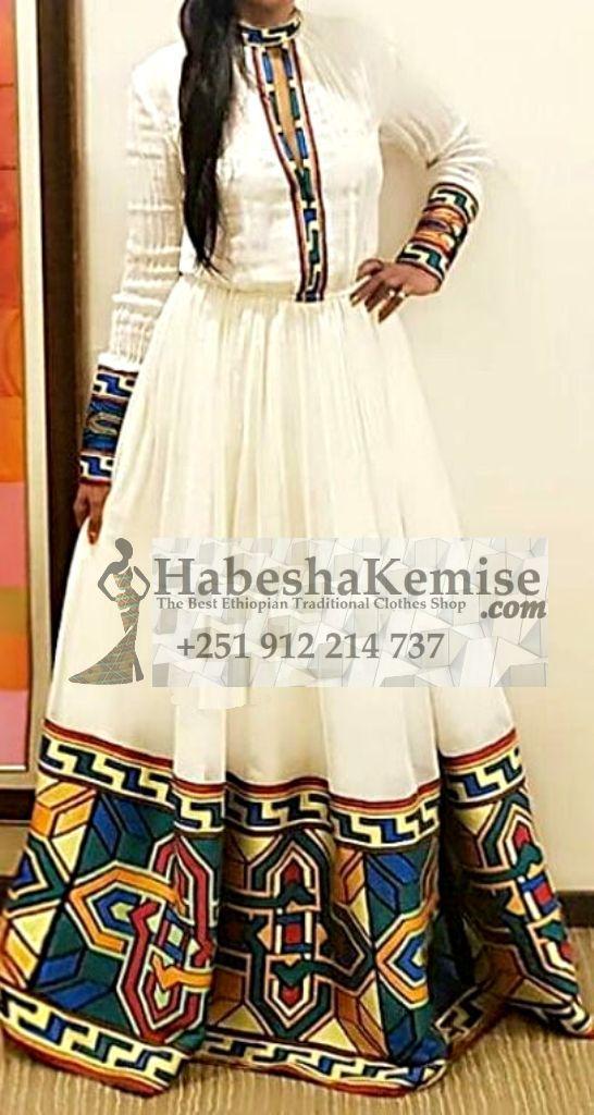 Habesha Perplexity Ethiopian Traditional Clothes-54