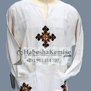 Hager Fiker Ethiopian Traditional Dress Mens-14