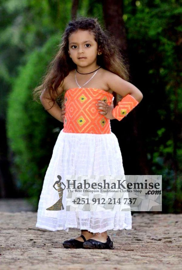 Mariam Traditional Dress Kids-26