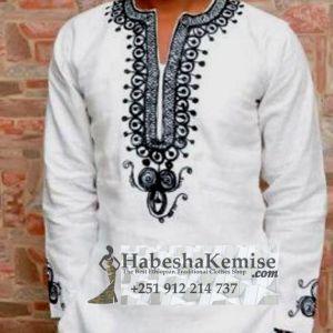 Negus Ethiopian Traditional Dress Mens-2
