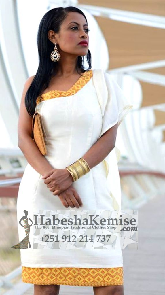 Powerful Konjo Ethiopian Traditional Clothes-72