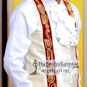 Tesfa Negn Ethiopian Traditional Dress Mens-15