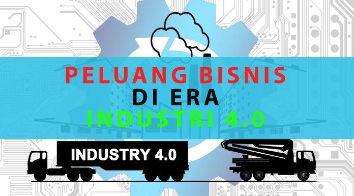 Peluang Bisnis di Era Industri 4.0
