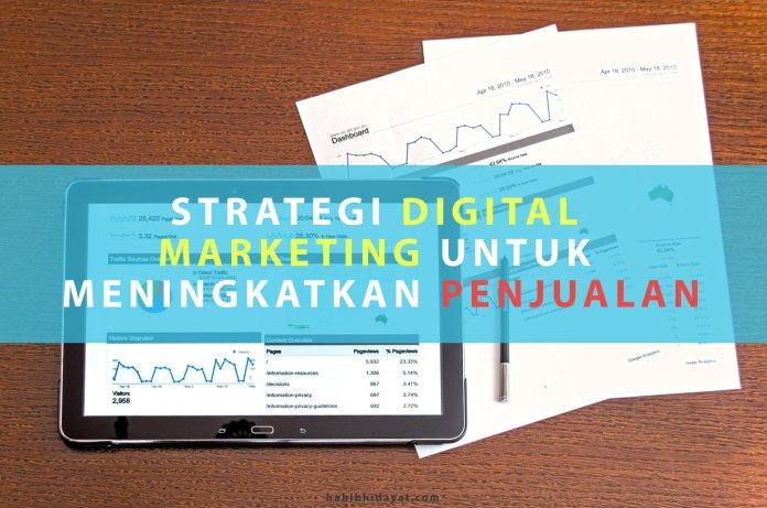 Strategi Digital Marketing untuk Meningkatkan Penjualan