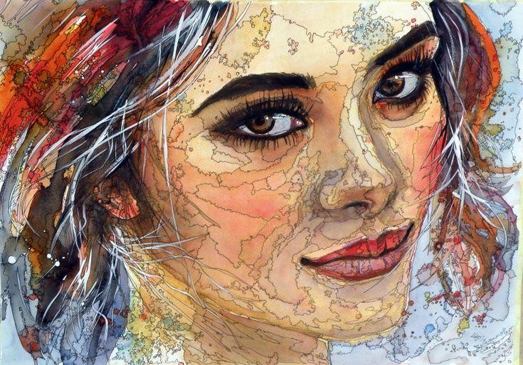 Paintings By Kovacs Anna Brigitta Habibistan Art
