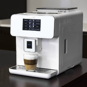 Cecotec Power Matic-ccino 8000 Touch Serie Bianca