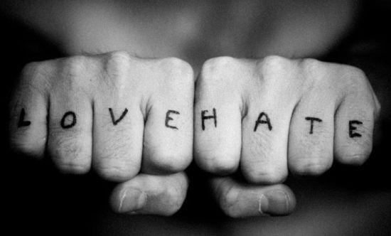 Lo que odias une más que lo que amas
