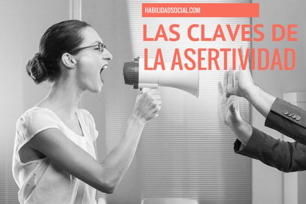 Claves para ser asertivo