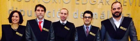 Graduación 2013 ESIC Málaga
