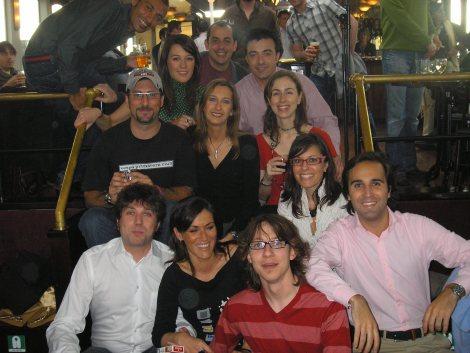 Equipo de lastminute.com España 2007