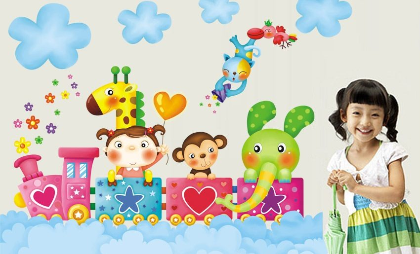 Papel Pintado Infantil Imgenes Y Fotos