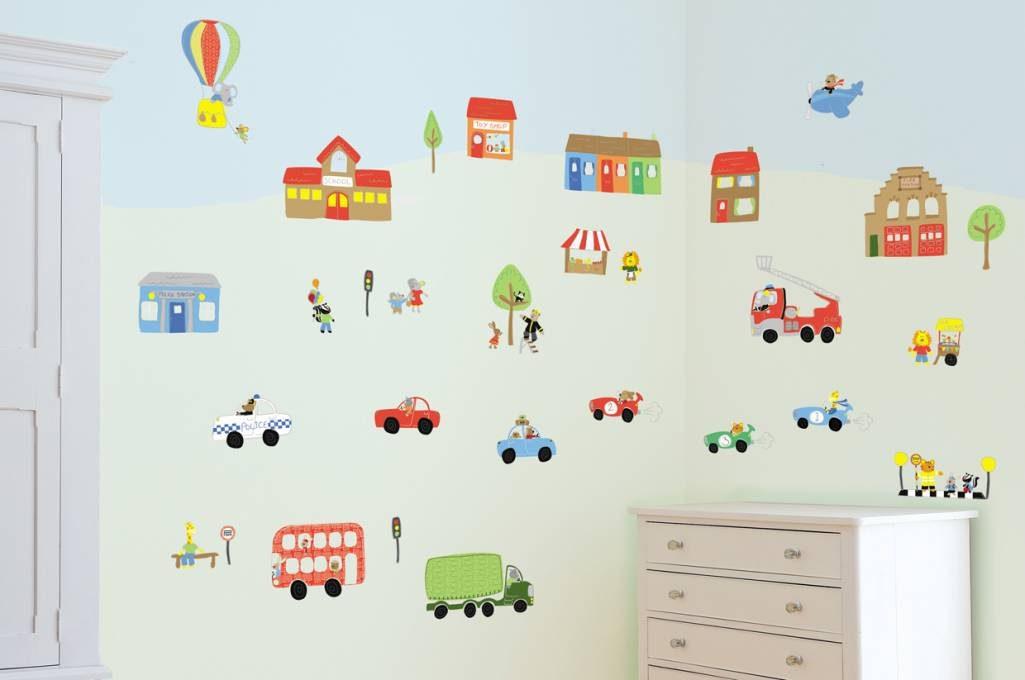 Papeles Pintados Infantiles