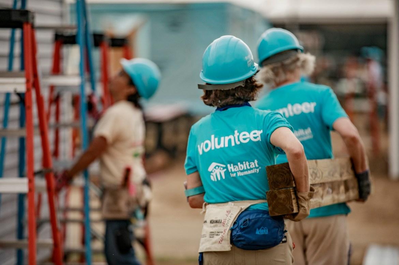 National Volunteer Week 2020 - Habitat for Humanity