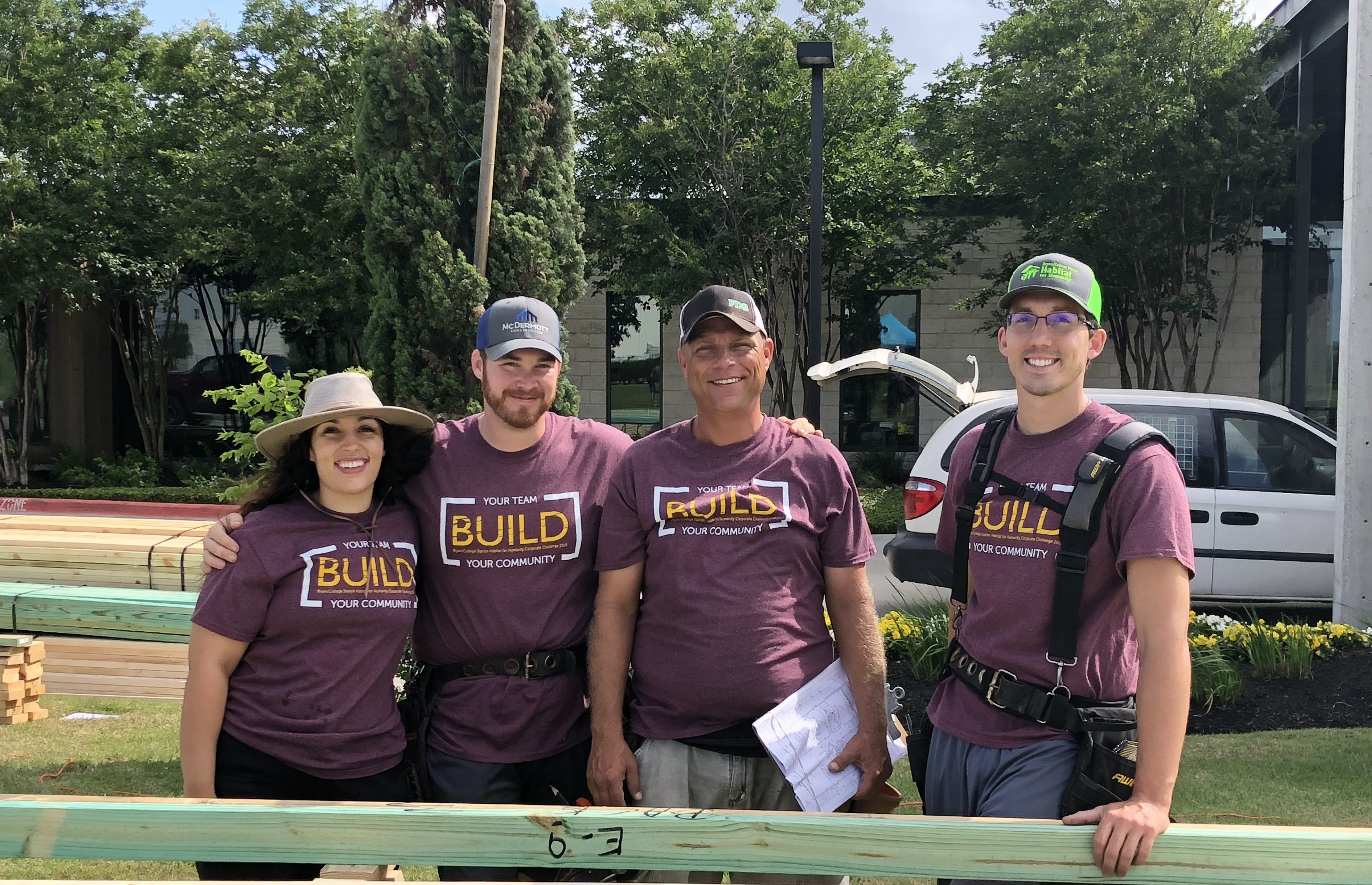 Meet the staff at BCS Habitat for Humanity
