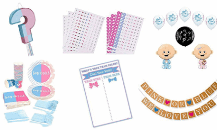 Gender Reveal Ideas 22 Cute Party Supplies For Your First