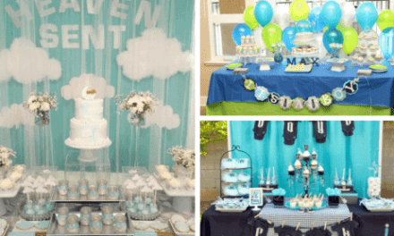 10 Unique Baby Shower Ideas for Boys