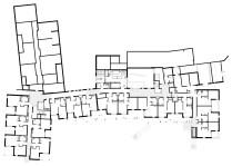 planta inferior d'apartaments
