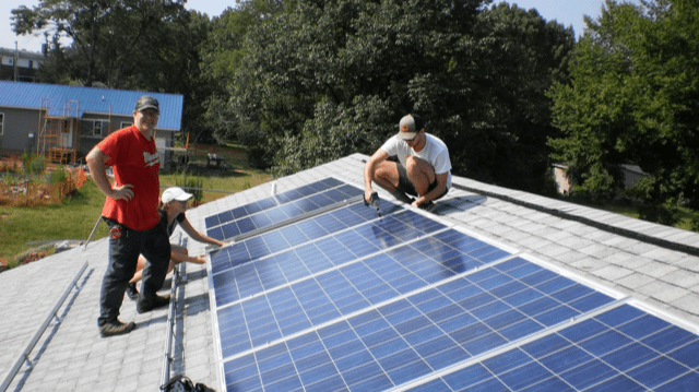Solar Power- Chatham Habitat for Humanity