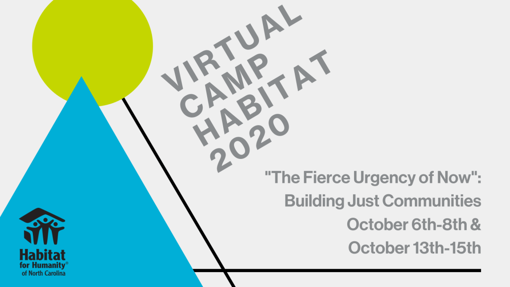 Cover image for Camp Habitat 2020