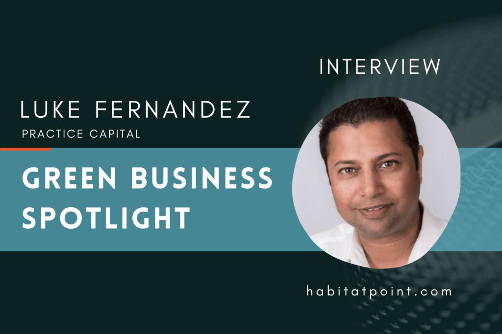 green business spotlight Luke
