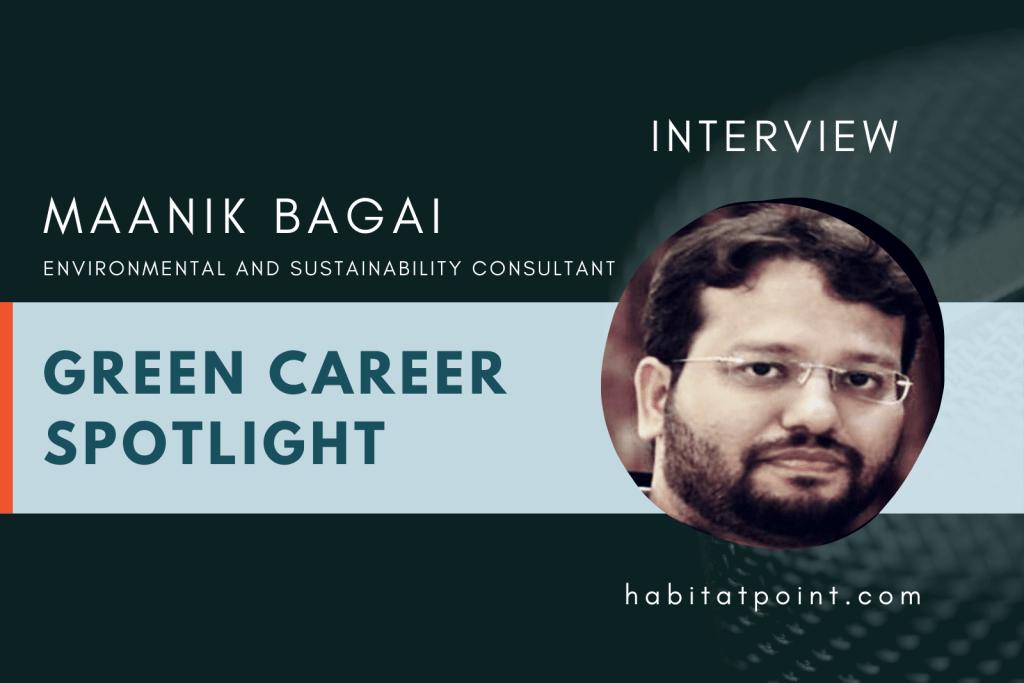 maanik green career interview